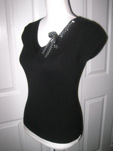 The Artisan Top Black