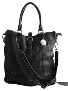 Will Leather Goods Tote in Black