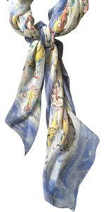 Chanel VINTAGE CHANEL, AIRY, WHIMSICAL, SILK