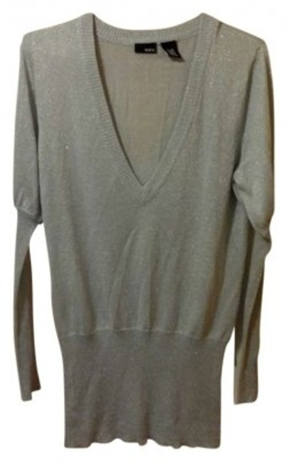 Preload https://item3.tradesy.com/images/mixit-silvergray-sweaterpullover-size-16-xl-plus-0x-170502-0-0.jpg?width=400&height=650