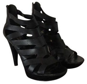Chinese Laundry Black Platforms