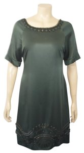 Elie Tahari 100% Silk Dress