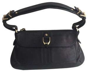 Cole Haan Black Clutch