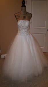Lazaro 3160 Wedding Dress