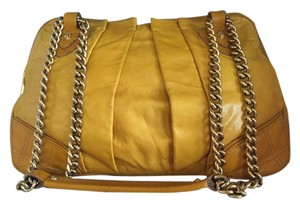 Marc Jacobs Gold Hardware Chain Shoulder Bag