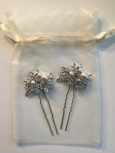 BHLDN Bhldn Frederica Hair Pins