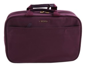 Tumi Monaco Travel Kit Plum Travel Bag