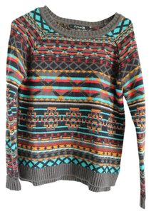 Forever 21 Tribal Print Sweater