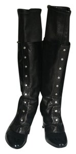 Chanel Classic black Boots