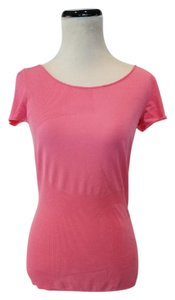Chanel T Shirt Pink