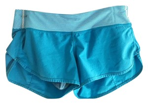 Lululemon Blue Shorts