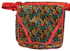 Vera Bradley Happy Snails Messenger Bag