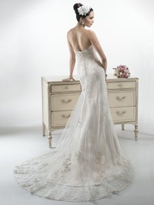 Maggie Sottero Behtany 4mc025 Wedding Dress