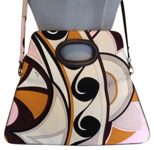 Emilio Pucci Cross Body Bag