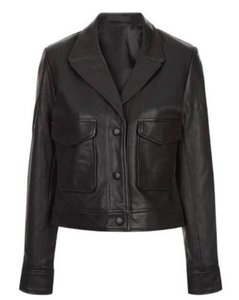 BLK DNM Leather Nyc Leather Jacket