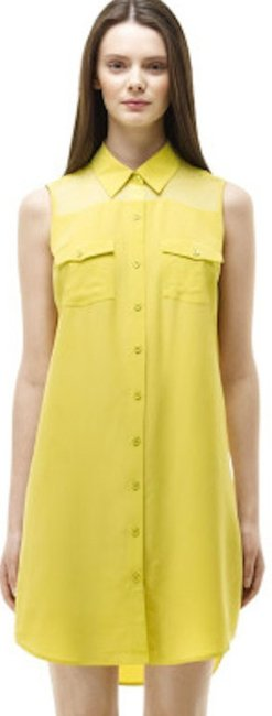 Club Monaco short dress Parakeet on Tradesy