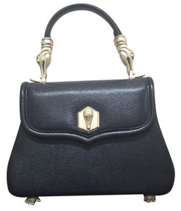 Barry Kieselstein-Cord Satchel in Black