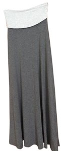 Gap Maxi Skirt grey