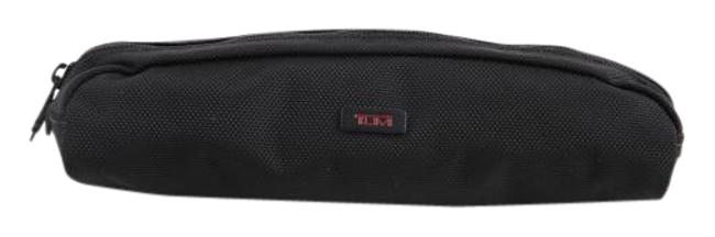 Item - Electronic Cord Pouch Black Nylon Weekend/Travel Bag