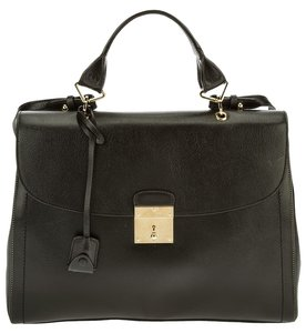 Marc Jacobs Collection Satchel in Black