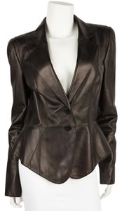 Jitrois Leather Jacket