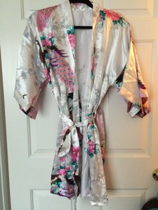 Bridal/ Wedding Party Robes (lot Of 3)