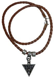 Guess Brown Guess Necklace