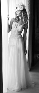 Tule & Lace Wedding Dress