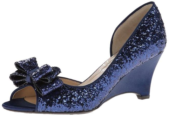Item - Navy Chrissy Formal Shoes Size US 9 Regular (M, B)