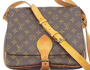 Louis Vuitton Cartouchiere Gm Cross Body Bag