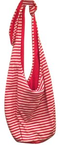 Old Navy Red Beach Bag
