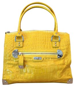 Rafe Satchel in Yellow