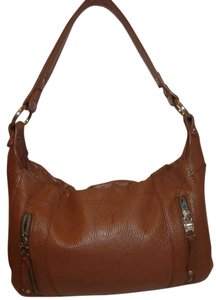 Stone Mountain Accessories Refurbished Leather Hobo Bag
