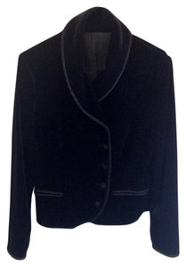 Together Black Blazer