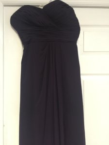 Bill Levkoff Plum Bill Levkoff Bridesmaid Dress 165 Dress