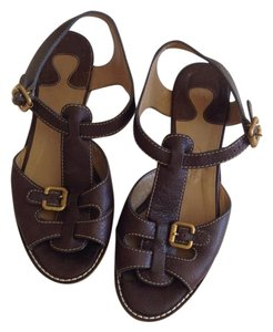 Chloé Brown Sandals