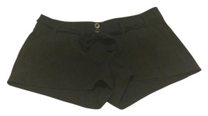 Candie's Casual Shorts Black