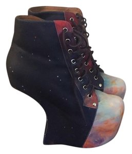 Jeffrey Campbell Cosmic Platforms