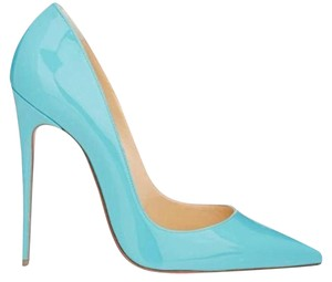 Christian Louboutin Louboutin Blue So Kate Pacific So Kate Size 37 Pacific Blue Pumps