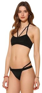 Bond by Chromat Strappy Bikini Bottoms