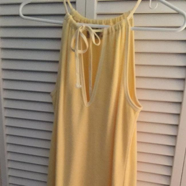 Juicy Couture short dress Yellow on Tradesy