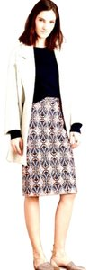 Moulinette Soeurs by Anthropologie Skirt Marin/Navy