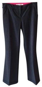 Diane von Furstenberg Boot Cut Pants Grey
