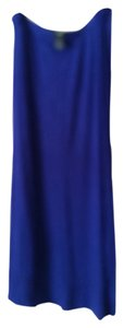 Mossimo Supply Co. Maxi Skirt midnight blue
