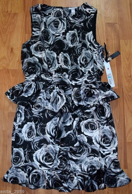 Kate Young for Target Peplum Rose Limited Edition Dress