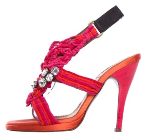 Lanvin Multicolor Sandals