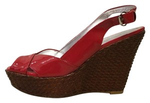 BCBGeneration Red Wedges