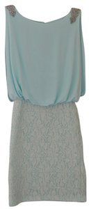 Jodi Kristopher Lace Beaded Spring Dress