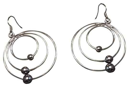 Other Silver Hoop Earrings Not Real Silver