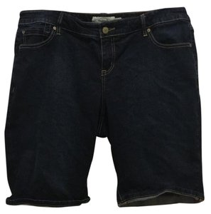 Torrid Bermuda Shorts Dark denim